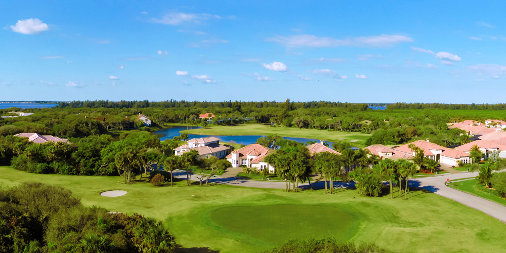 Aquarina Golf in Melbourne Beach, Florida