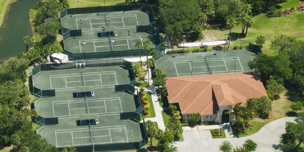 Aquarina Country Club Tennis