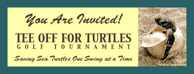 Tee Off for Turtles! Golf Tournament